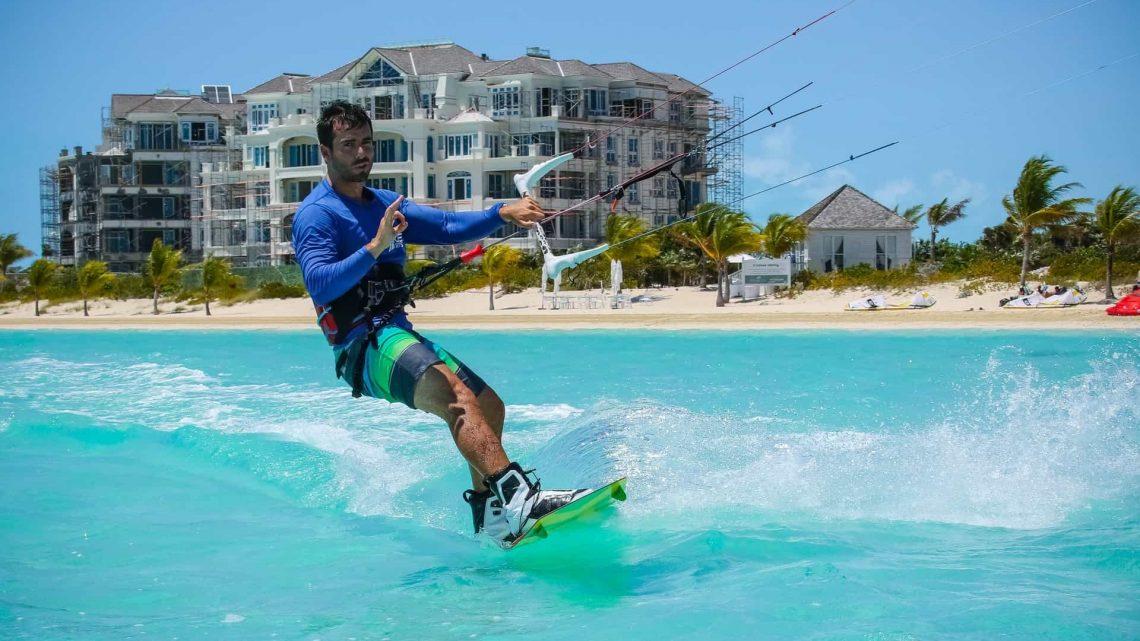 Faire du kitesurf, du surf ou de la planche à voile en République Dominicaine